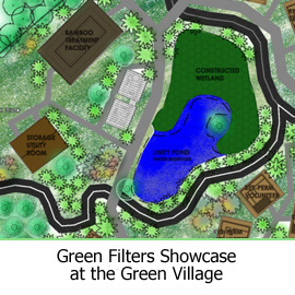 Green Filters Showcase for the Philippines