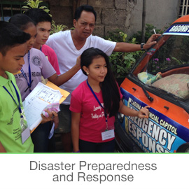 Youth-In-Action for Disaster Risk Preparedness and Reduction