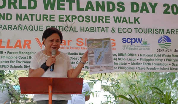 Celebrating World Wetlands Day – Coastal Clean-Up and Nature Exposure Walk at LPPCHEA