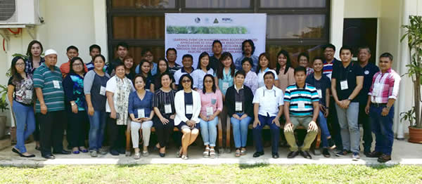 Learning Event on Mainstreaming Ecosystem-based Approaches to Disaster Risk Reduction and Climate Change Adaptation (Eco-DRR and EbA) through the Conservation and Management of Selected Critical Inland Wetlands