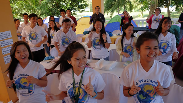 Celebrating World Wetlands Day – Youth Ecological Camp in Talisay