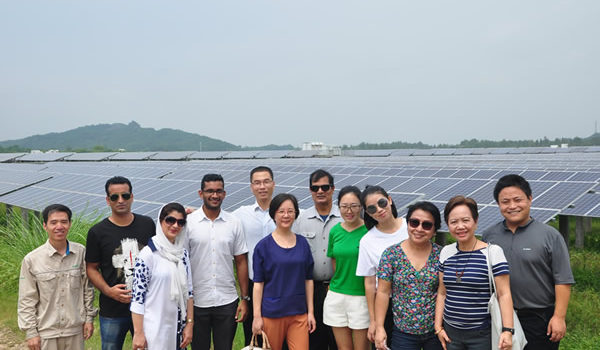 SCPW was at MRLSD-sponsored Study Tour in Nanchang City, China