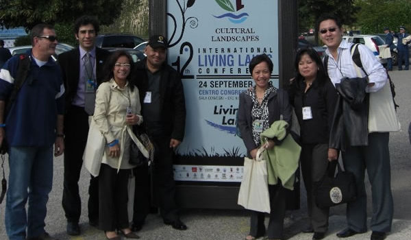 SCPW was at the 12th Living Lakes Conference
