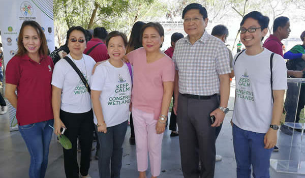 SCPW was at Villar SIPAG's celebration of World Wetlands Day