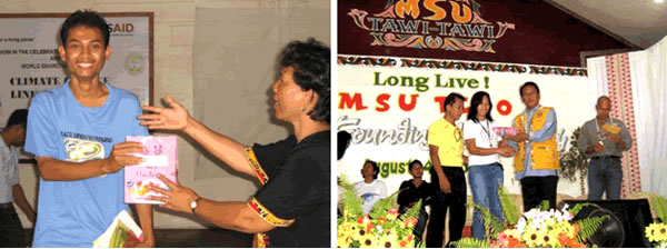 World Environment Day 2007 – Tawi-Tawi – The Society for the