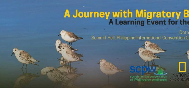 A Journey with Migratory Birds: A Learning Event for the Youth