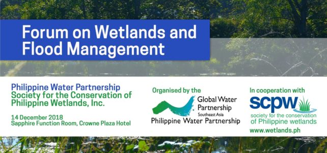 Forum on Wetlands and Flood Management
