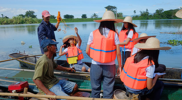 ACB Rivers: Wetlands BioBlitz at the Lumban-Pagsanjan River