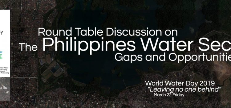 UK DIT in partnership with the SCPW & PWP will host a roundtable discussion on the Philippines Water Sector