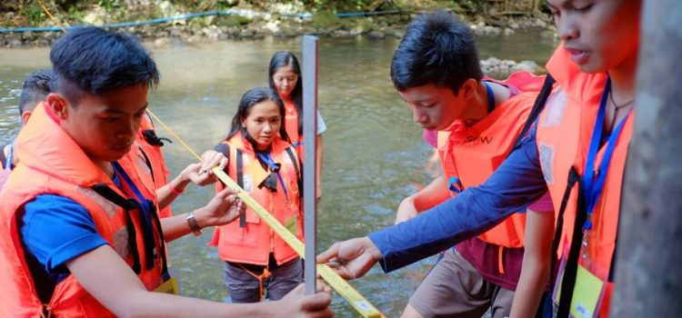 SCPW holds Wetlands BioBlitz for Panguil River