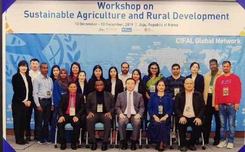 Workshop on Sustainable Agriculture and Rural Development