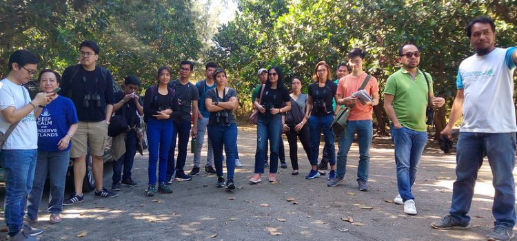 The SCPW assists the ADMU Environmental Management Students in a learning visit to the LPPWP