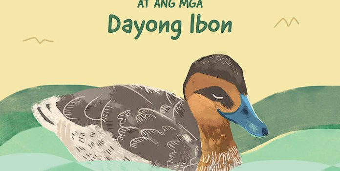 Featured on Business Mirror: PHL kids learn about migratory birds, endemic duck in a new children's book